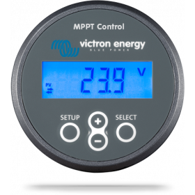 Aff MPPT Victron + cable