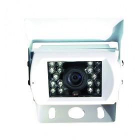 Camera inox blanche