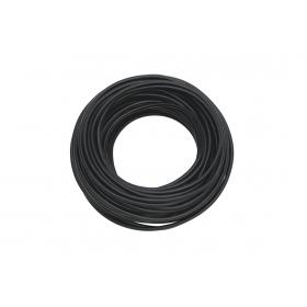 Câble souple 25mm² noir 1m