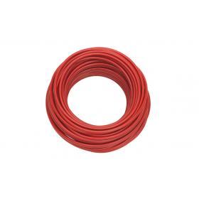 Câble souple rouge 10mm² 50m