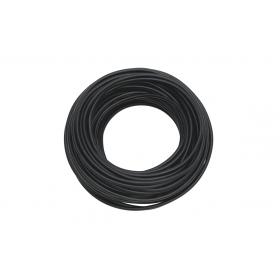 Câble souple noir 6mm² 50m