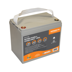 Batterie Lithium 100Ah...
